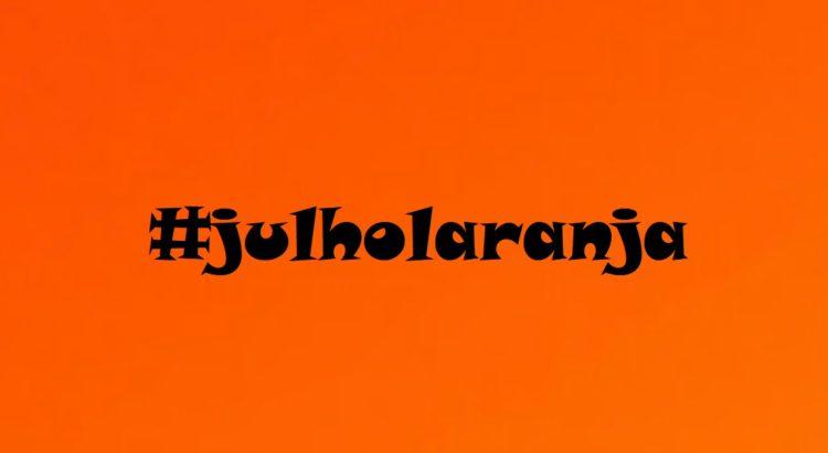 julho laranja